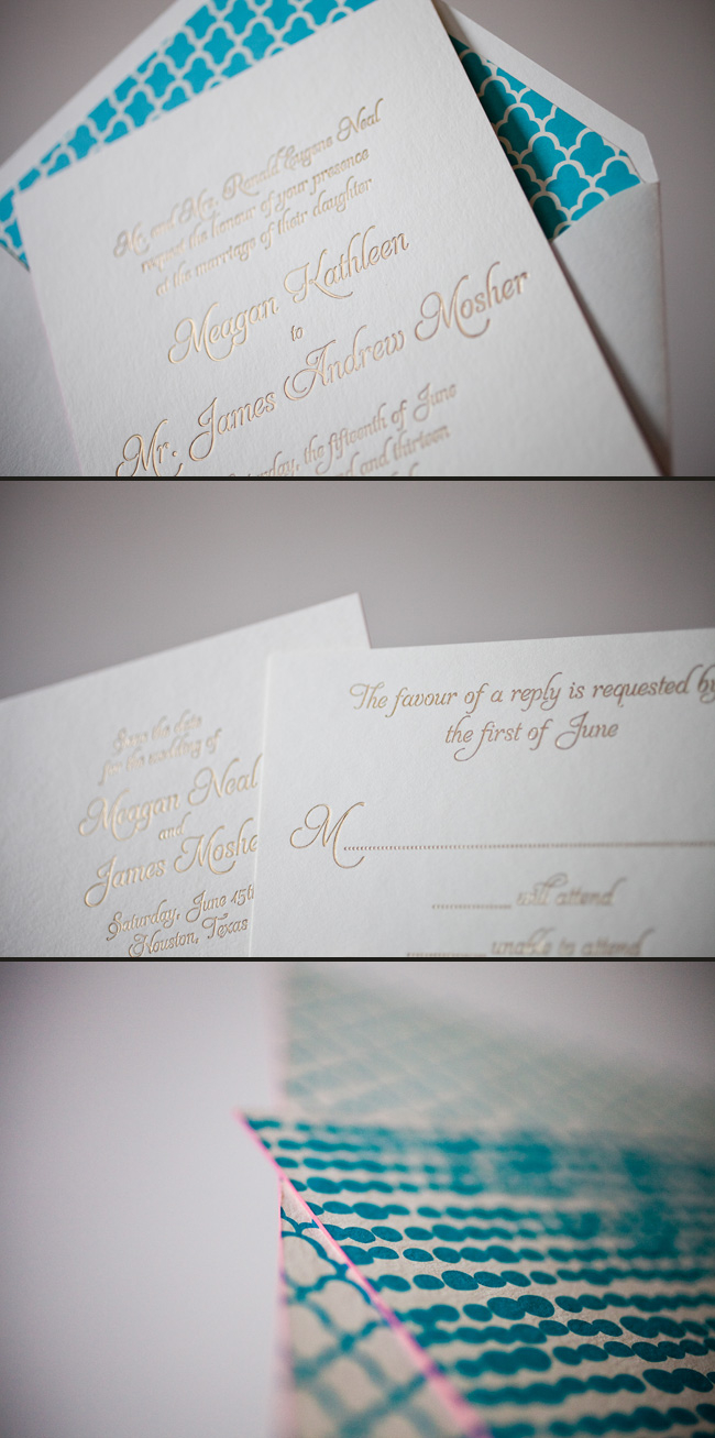 Custom Wedding Invitation Printing Offset Printing Smock