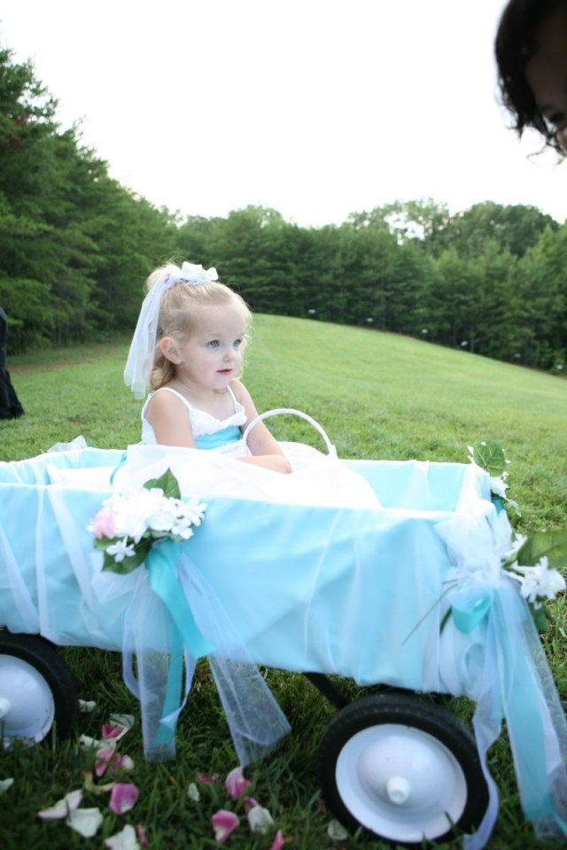 Decorating Wagon For Baby In Wedding Decorating Wagon For Ba In Wedding 322467 How To Decorate A Red