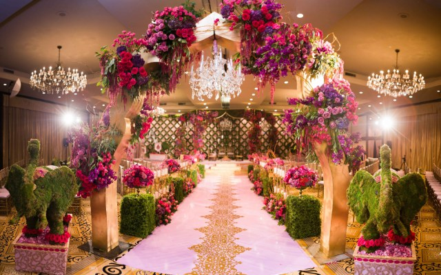 Decoration Wedding Prashe Decor Event Decor And Design Company