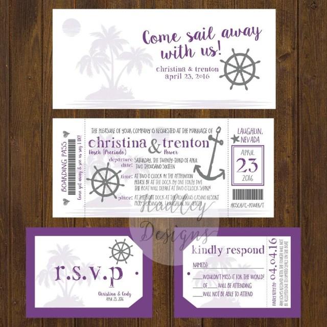 Destination Wedding Invitation Hadley Designs Beachdestination