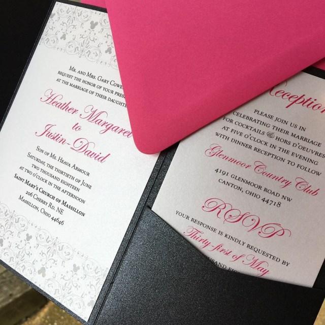 Disney Themed Wedding Invitations Thinkingpaper Though Disney Themed Wedding Invitations Are A
