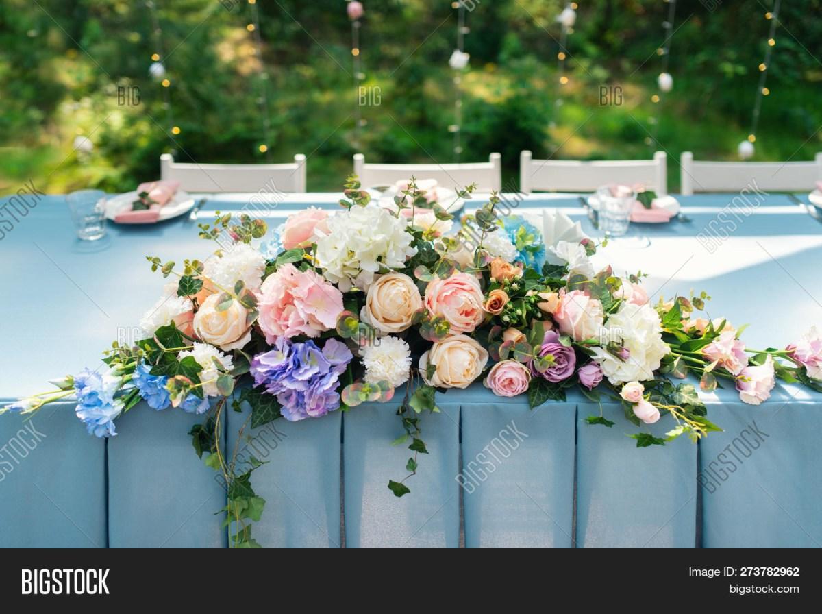Elegant Wedding Decor Wedding Decor Table Image Photo Free Trial Bigstock