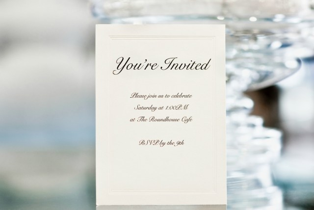 Example Of Wedding Invitation Ideas For Wedding Invitation Wording Easy Weddings Uk