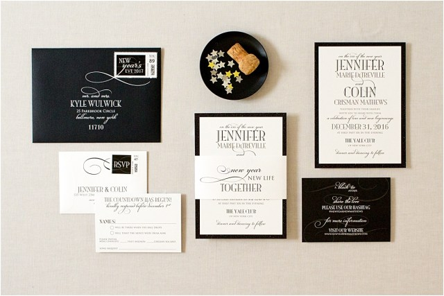 Formal Wedding Invitation New Years Eve Formal Wedding Invitations Gourmet Invitations