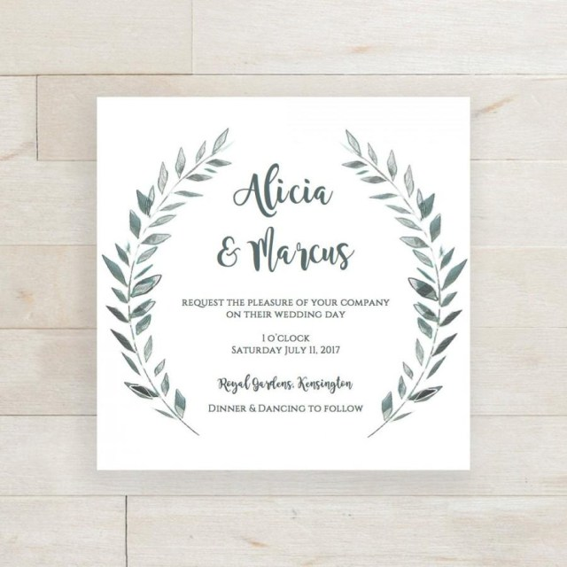 Free Printable Wedding Invitation Templates Download Wedding Invitation Template Download Rustic Printable Invitation