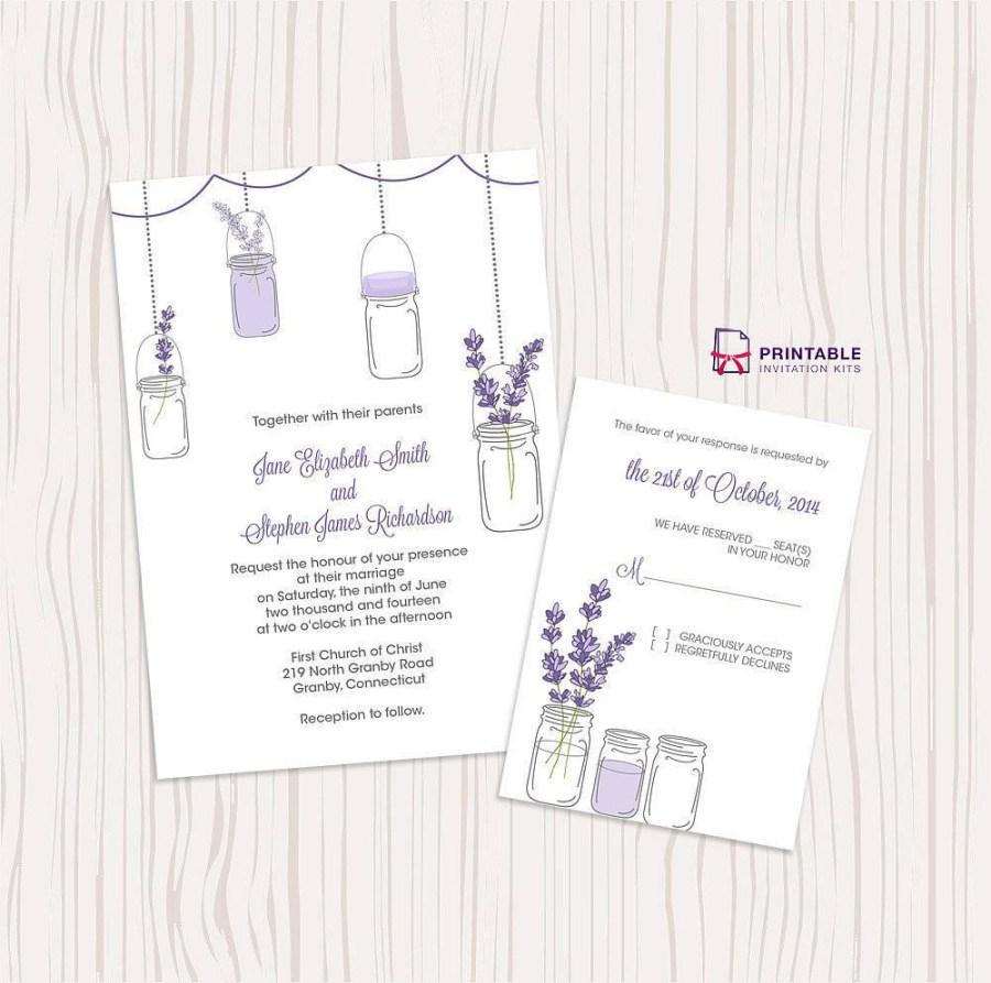 Free Wedding Invitation Printables 25 Free Wedding Invitations Cafecanon