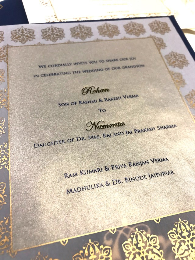 Hindu Wedding Invitations Indian Wedding Invitation Wording In English What To Say Guide