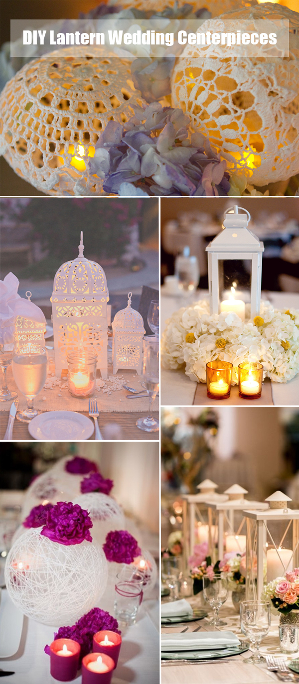 Homemade Decorations For Weddings 40 Diy Wedding Centerpieces Ideas For Your Reception Tulle