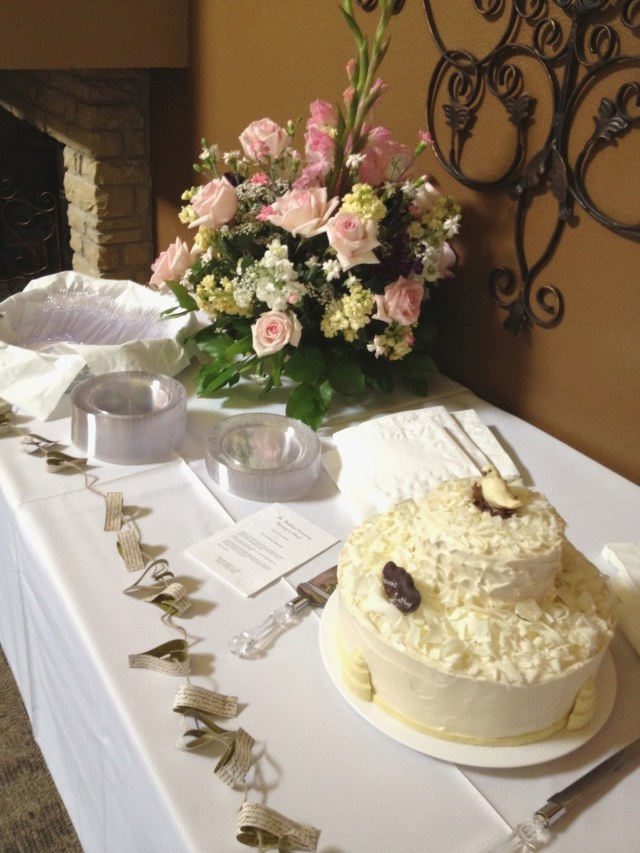 25 Wonderful Image Of Homemade Decorations For Weddings