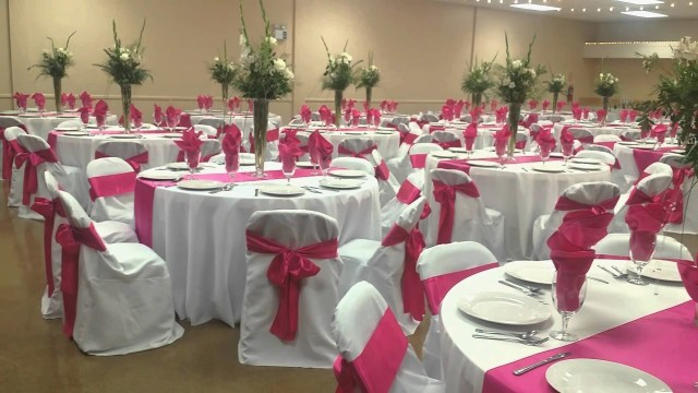 Hot Pink And Silver Wedding Decorations Hot Pink Wedding Decorations Hot Pink And Silver Wedding Decorations