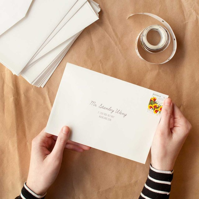 How Do You Address Wedding Invitations How To Address Wedding Invitations All The Info You Need To Know