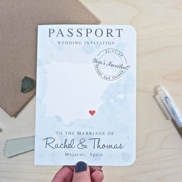 How Do You Address Wedding Invitations How To Address Wedding Invitations New Vintage Style Passport