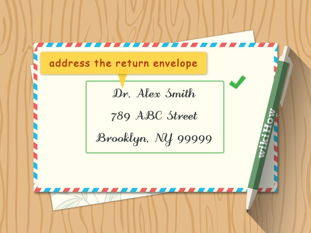 How To Address Wedding Invitations With Guest How To Address Wedding Invitations With Pictures Wikihow