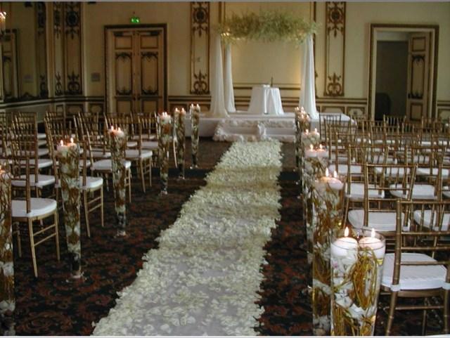 Ideas For Wedding Ceremony Decorations Church Wedding Ceremony Decoration Ideas Simple And Elegant Theme