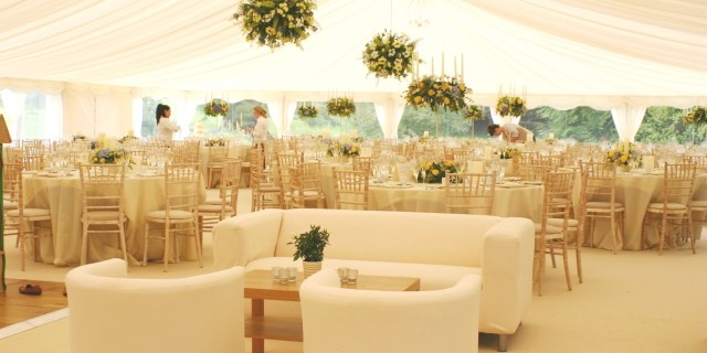 Ideas For Wedding Decorations Decorating Your Wedding Marquee Hatch Marquee Hire