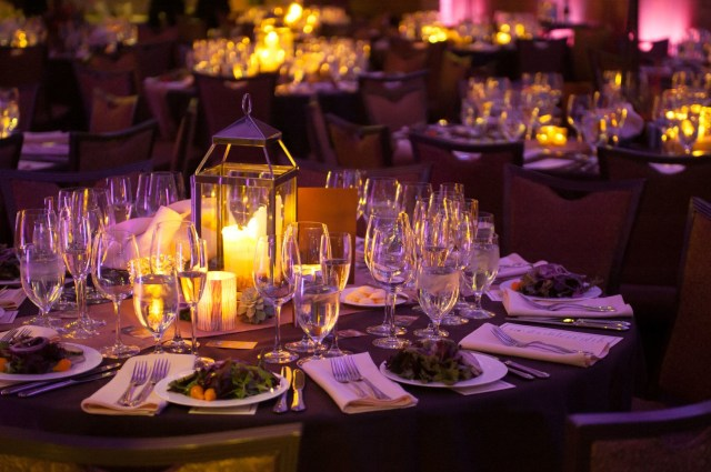 Ideas For Wedding Decorations Wedding Reception Decoration Ideas For Small Spaces Glamour