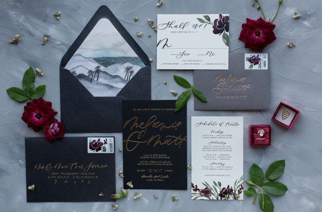 Images Of Wedding Invitations Wedding Invitations 101 Everything You Need To Know For Every Step