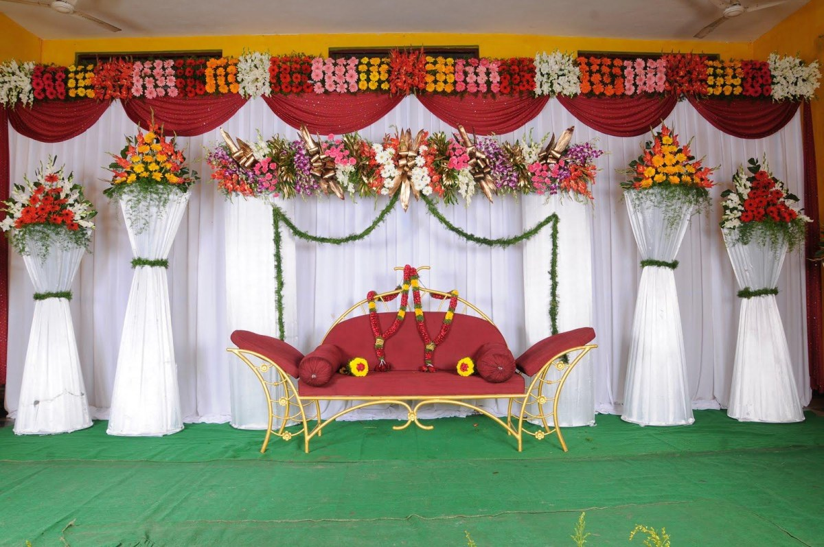 Indian Wedding Flower Decoration Pictures Guide To Decorate A Wedding With Indian Wedding Decorations