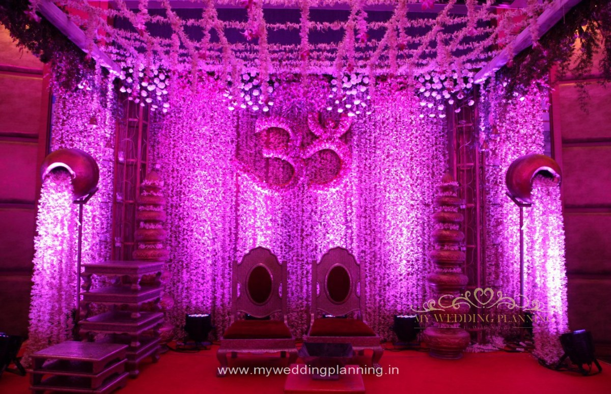 Indian Wedding Flower Decoration Pictures Wedding Lookbook The Best Indian And International Flowers For Your