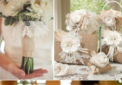 Lace Decorations For Wedding 55 Chic Rustic Burlap And Lace Wedding Ideas Deer Pearl Flowers