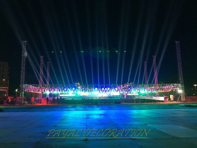 Light Decoration In Wedding Payal Lighting Decoration