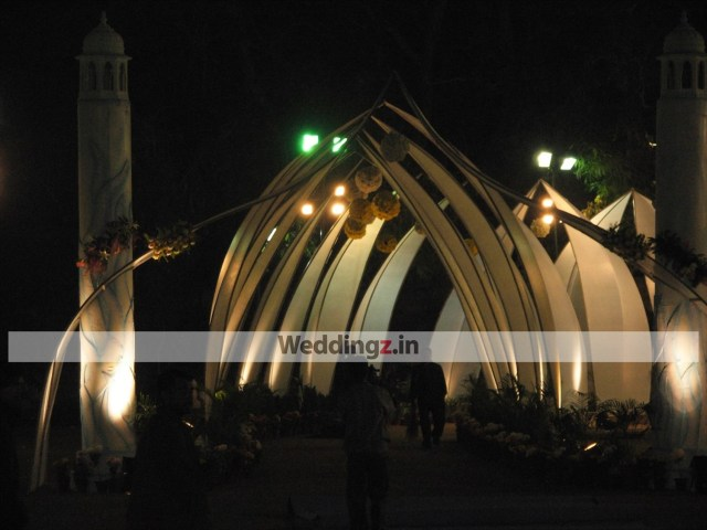 Light Decoration In Wedding Tulsi Light Decoration Wedding Decorator In Jaipur Weddingz