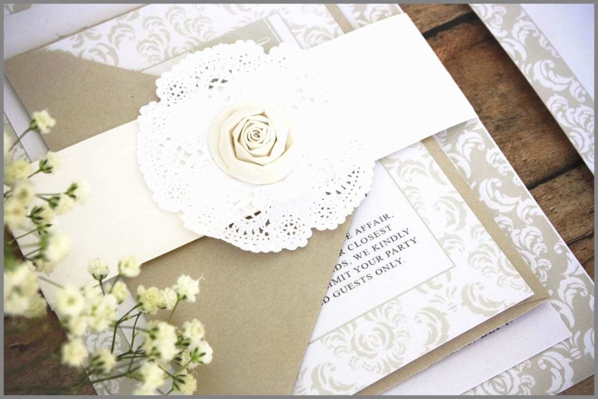 Making Your Own Wedding Invitations 25 Make Your Own Wedding Invitations Cafecanon