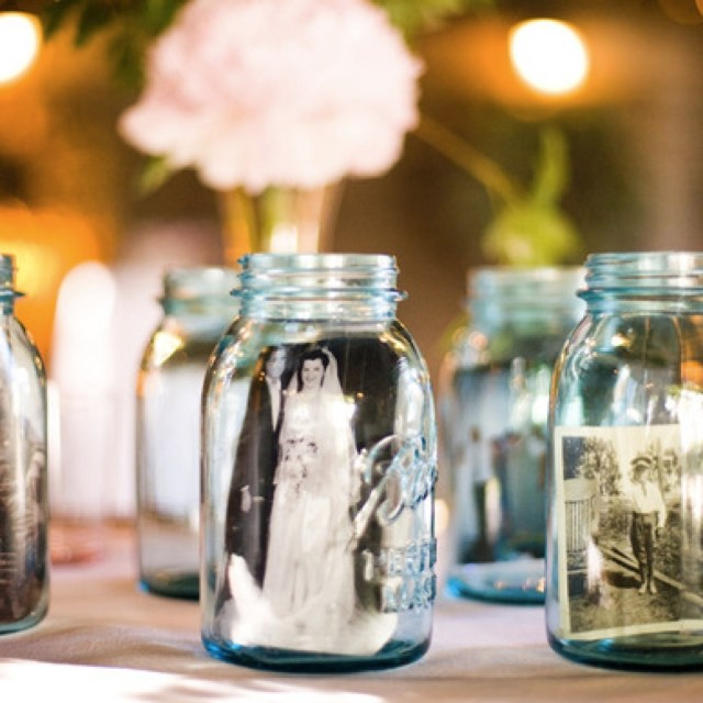 Mason Jar Decorations For A Wedding Mason Jar Centerpieces For Country Style Wedding Miraculous Of For