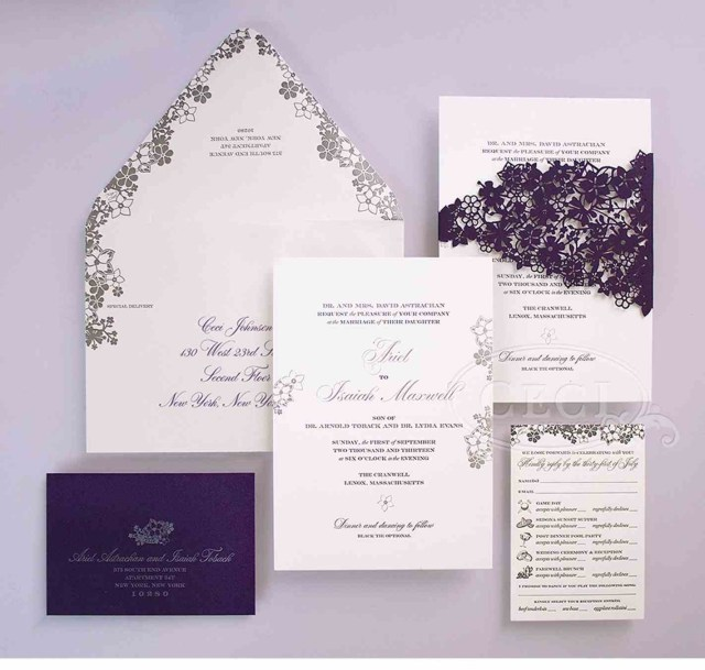 Orchid Wedding Invitations Orchid Wedding Invitations Blue Purple Best Rhkacinfo S Floral