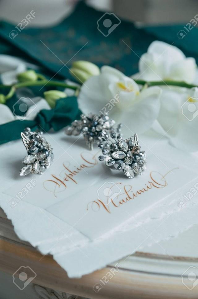 Orchid Wedding Invitations Wedding Floristics And Details Wedding Invitations Orchid Stock
