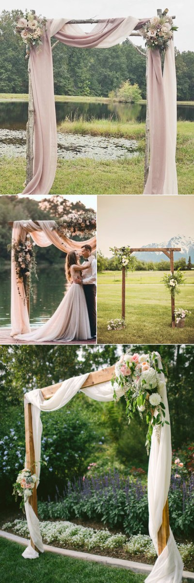 Outdoor Wedding Decorating Ideas 32 Rustic Wedding Decoration Ideas To Inspire Your Big Day Oh Best