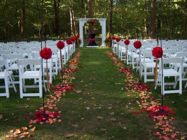 Outdoor Wedding Decorating Ideas Decorations Diyen Wedding Decorations Wonderful Pleasant Design