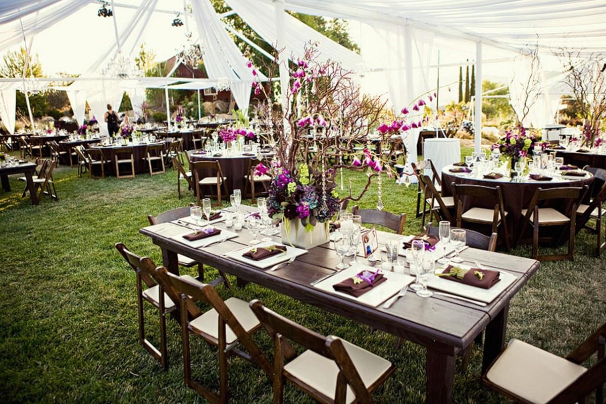 Outdoor Wedding Decorating Ideas Outdoor Wedding Decoration Ideas Wedding Table Settings White