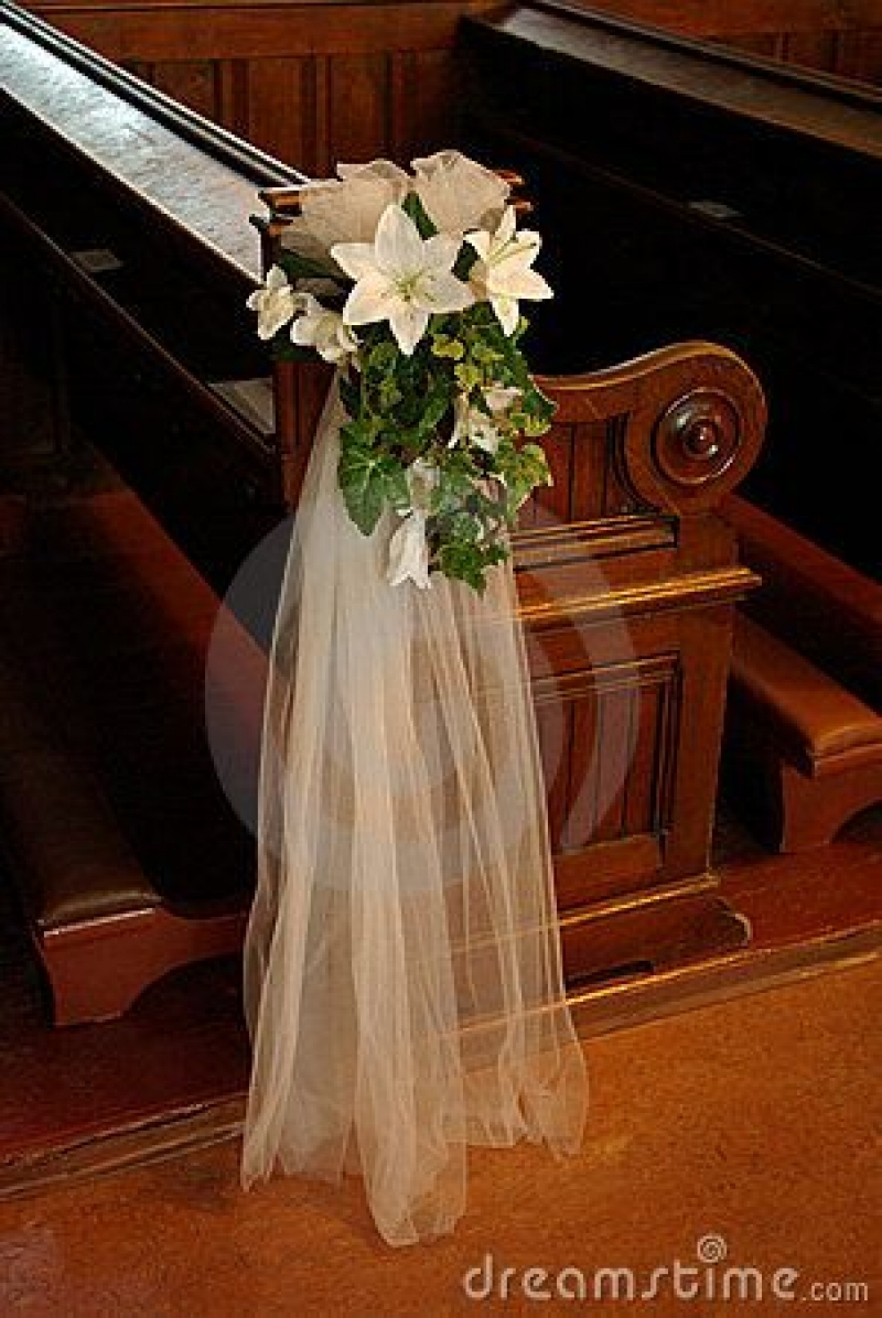 Pew Decorations For Weddings Simply Pew Decorations For Weddings Wedding Ideas