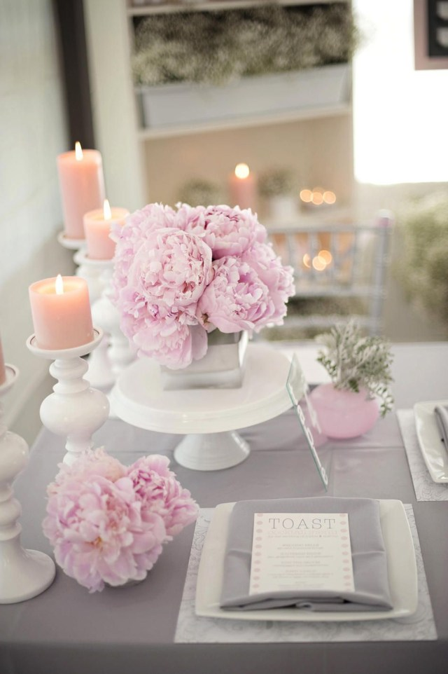 Pink Wedding Decorations Light Pink Wedding Decorations Grey And Light Pink Wedding Decor