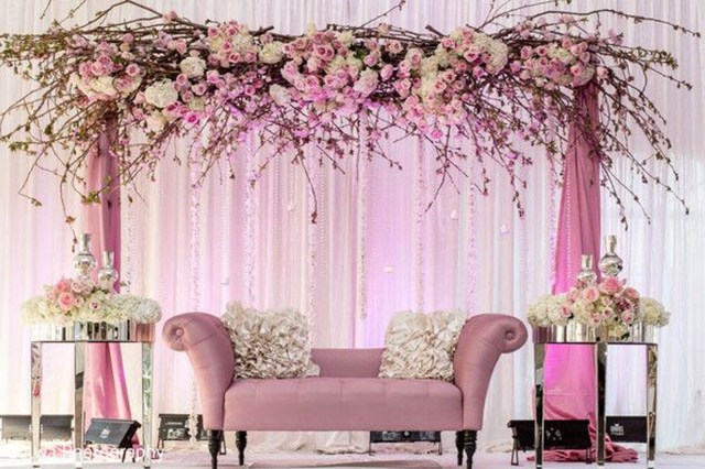 Pink Wedding Decorations Pink Wedding Reception Decorations Wedding Decor Traditional Austins