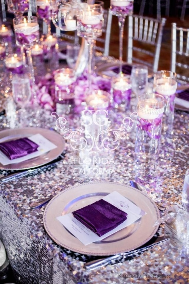 Plum Wedding Decorations Get Inspired These Awesome Plum Purple Wedding Color