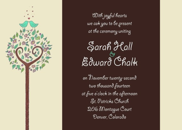 Post Wedding Party Invitations After The Wedding Party Invitations Or Elopement Party Invitations