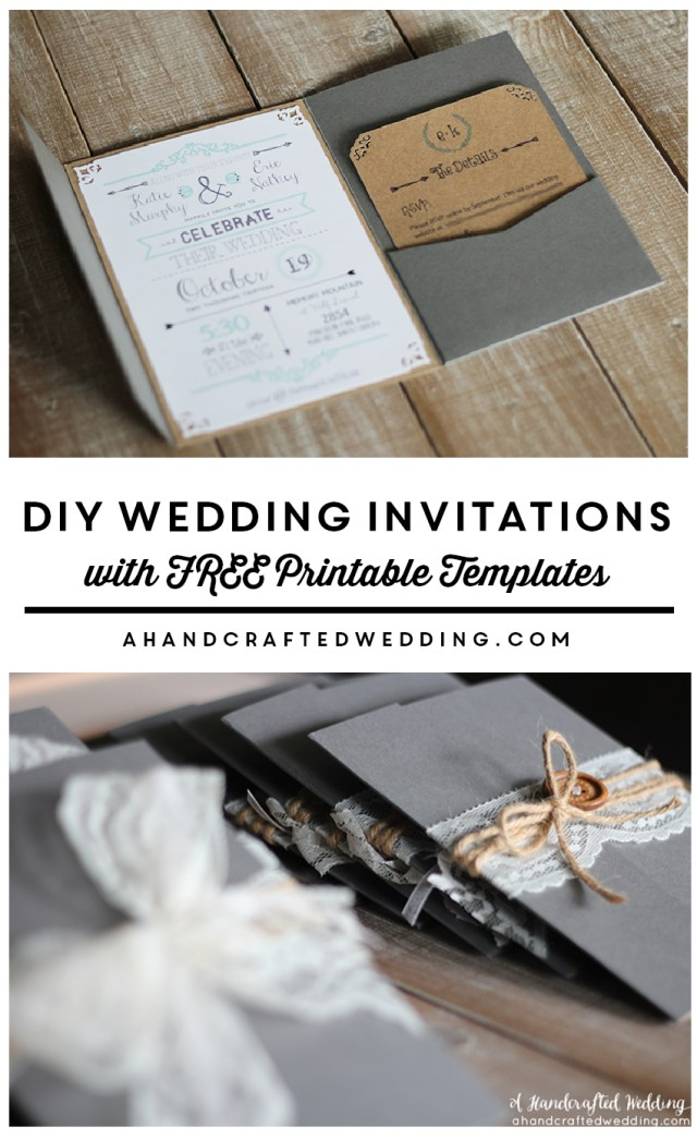 Printable Wedding Invitation Free Printable Wedding Invitations Venue At The Grove