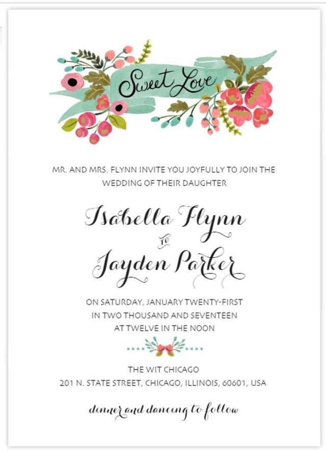 Printable Wedding Invitations Templates Wedding Ideas Free Printable Wedding Invitation Templates