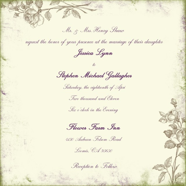 Proper Wedding Invitation Wedding Decoration Proper Wedding Invitation Wording Marriage