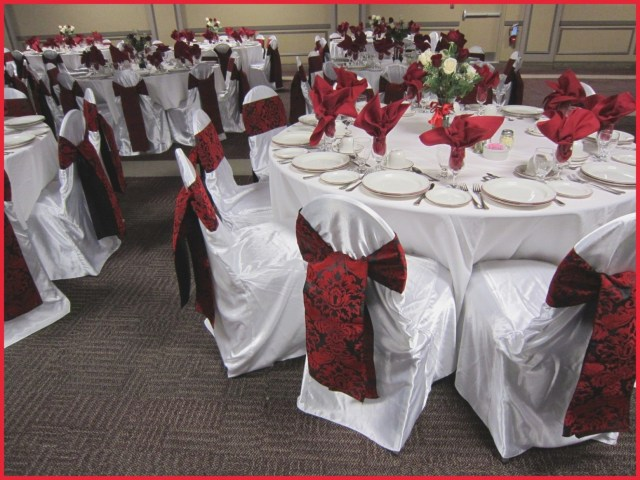 Red And Black Wedding Decorations Red And Black Wedding Theme Ideas Red Black And White Wedding Decor