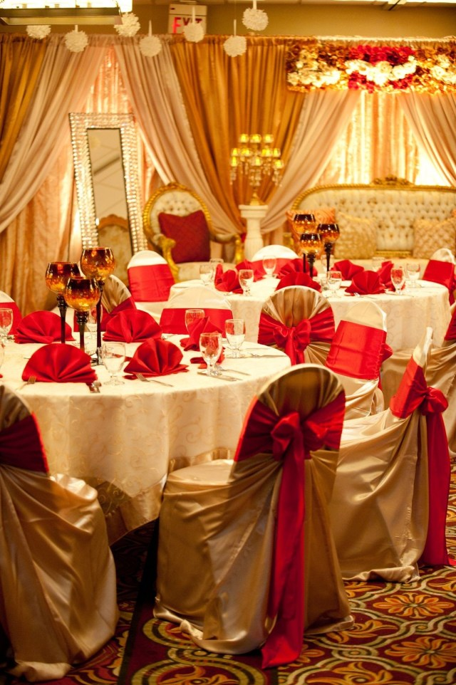 Red And Brown Wedding Decorations Red And Gold Wedding Decorations Free Examples Ideas Image Design