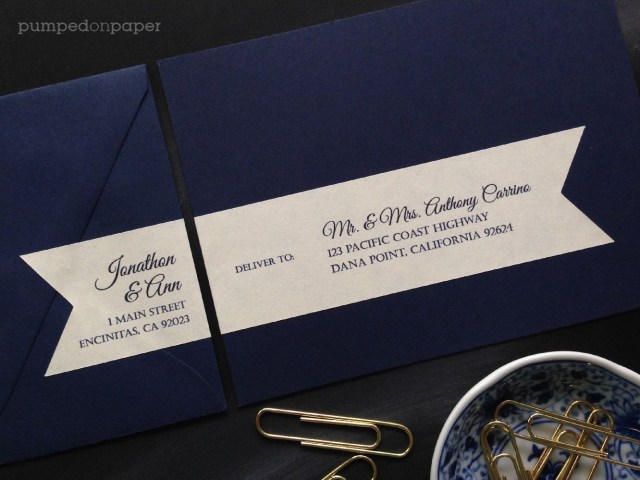Return Address For Wedding Invitations Clear Return Address Labels For Wedding Invitations Nice