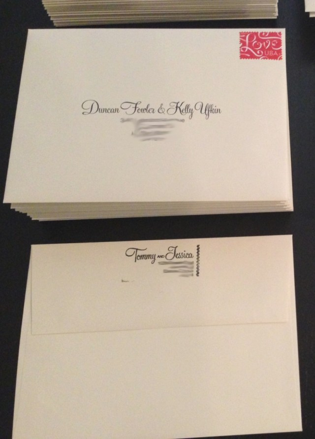 Return Address For Wedding Invitations Return Address Label Etiquette Wedding Invitations Diy Return