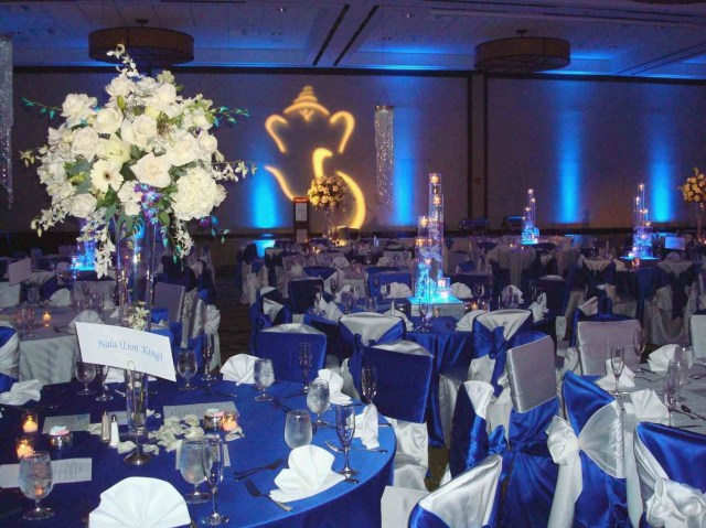 Royal Blue And Silver Wedding Decorations Interior Royal Blue And Silver Decorations Inspirational