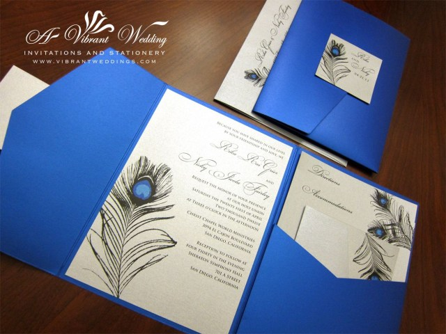 Royal Blue Wedding Invitations Platinum Wedding Decorations Royal Blue Platinum Wedding
