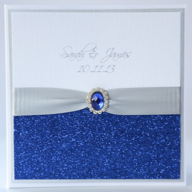 Royal Blue Wedding Invitations Royal Blue And Silver Wedding Invitations Royal Blue And Silver