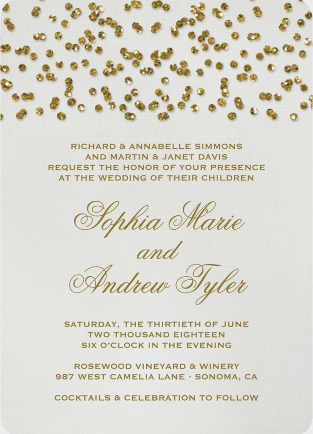 Sparkly Wedding Invitations 13 Mind Numbing Facts About Sparkly Wedding Wedding Ideas