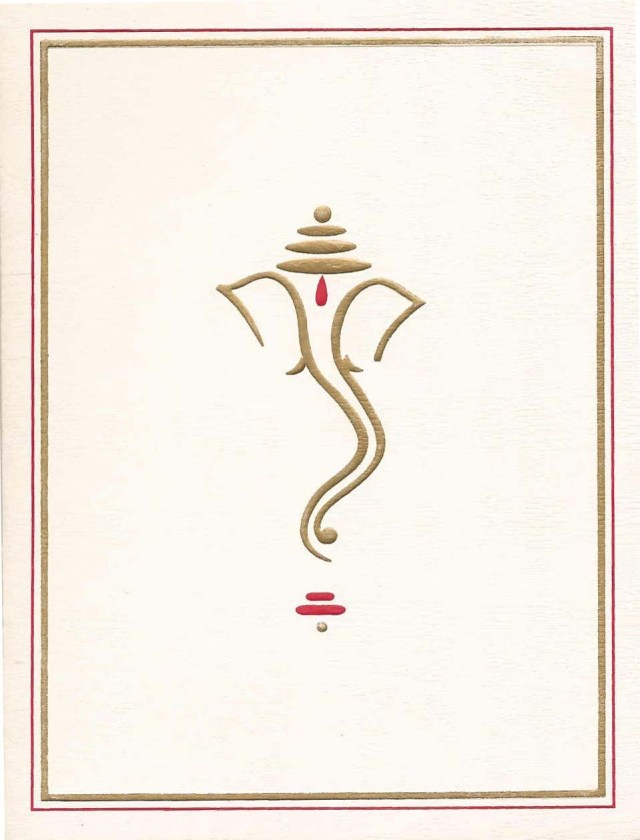 Symbols For Wedding Invitations Ganesh Symbol For Wedding Cards Gold Google Search Wedding